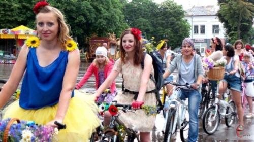 У Черкасах відбудеться дівчачий велопарад
