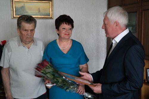 У свій 95-й День народження дідусь побажав всім миру