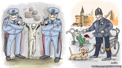 Черкаську поліцію створять на базі автомайданівців