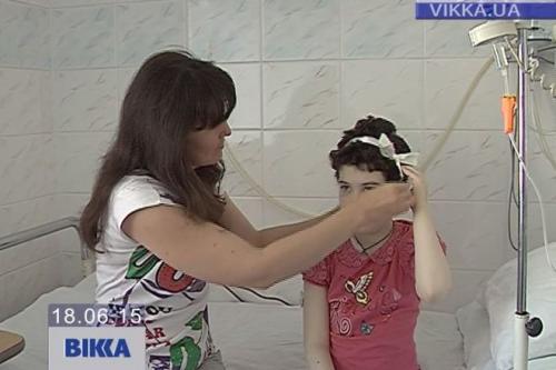 10-річна драбівчанка просить про другий шанс на життя (ВІДЕО)
