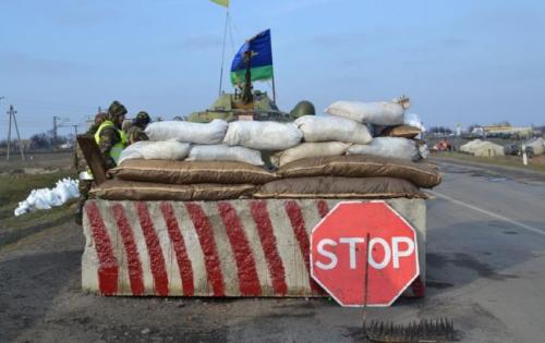 Через Черкащину везли контрабандне м'ясо для ДНР