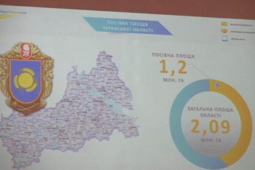 На Черкащині платять другу по величині суму за оренду паю в Україні