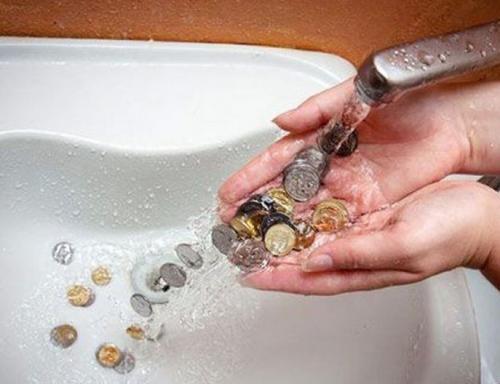 Передати показники лічильників води можна через мережу та телефоном