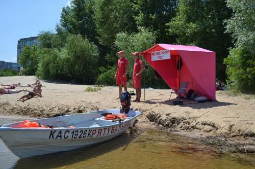 Як черкаські рятувальники повертають до життя потопаючих