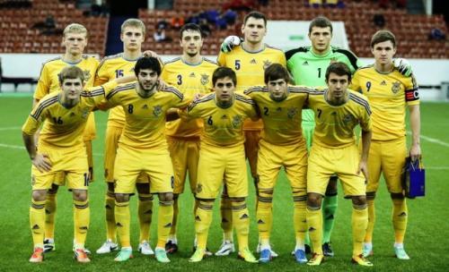 Черкаси знову приймуть матчі молодіжної збірної України