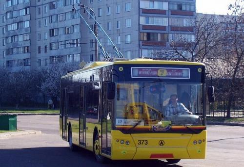 Черкаси куплять тролейбусів на 32 млн грн