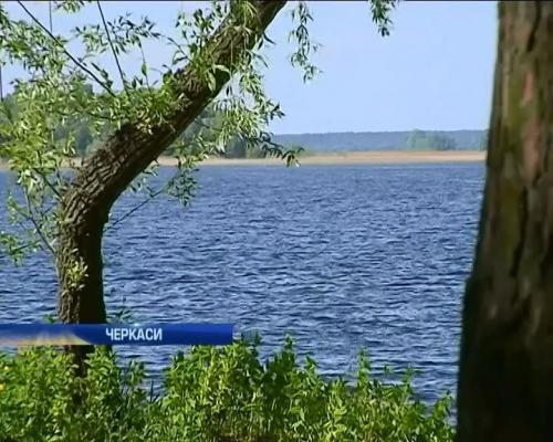 Черкащани протестують проти забудови берега Дніпра (ВІДЕО)