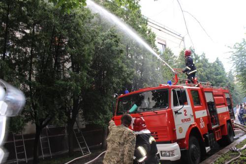 Рятувальники розказали, що вціліло після пожежі в драмтеатрі