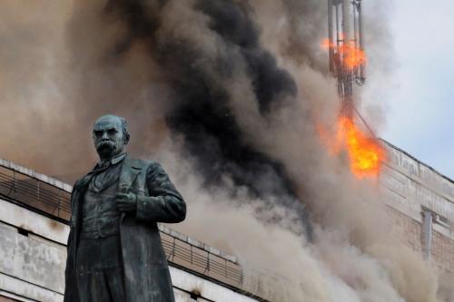 Пожежа в театрі: драма чи трагедія?