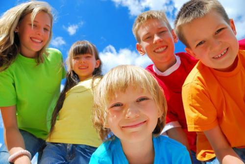 Американські тренери навчають драбівських дітей (ВІДЕО)