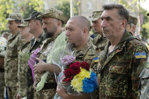 Як Черкаські офіцери повернулися додому (ВІДЕО)