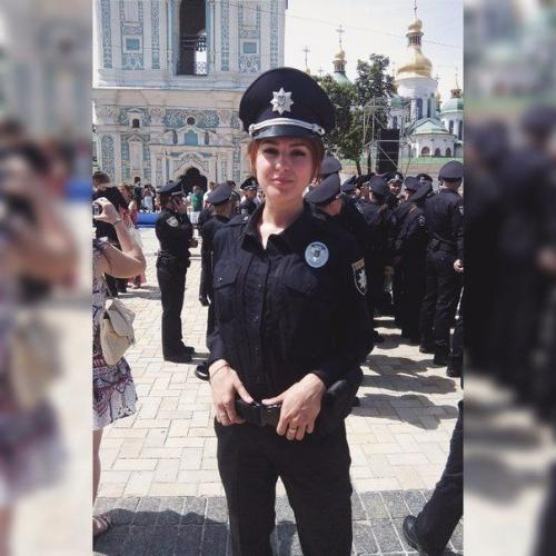 Черкащанка потрапила у рейтиг найскравіших київських копів (ВІДЕО)