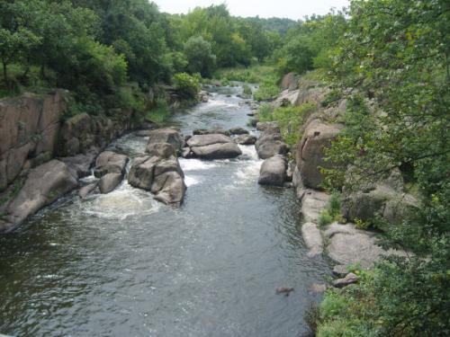 Від спеки на Черкащині врятує неймовірно красива річка (ФОТО)