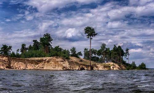 Фантастичний пейзаж зафіксували на Черкащині (ФОТО)