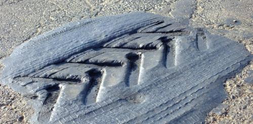 На Черкащині дороги латають наноасфальтом (ВІДЕО)