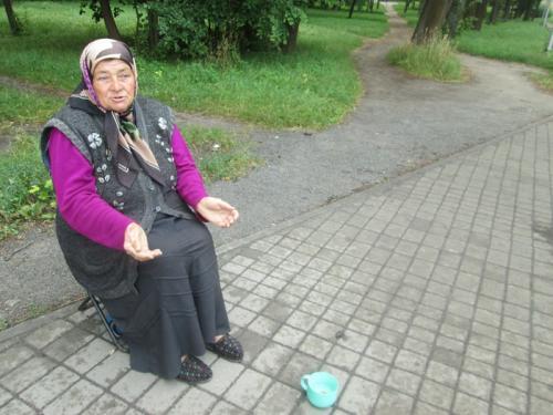 Черкаські пенсіонери на межі виживання