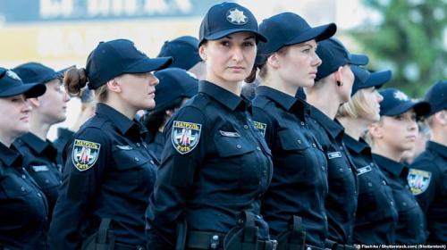 Нові поліцейські з'являться в Черкасах у наступному році