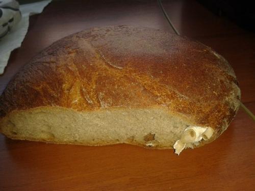 В Умані чорний хліб печуть з недопалками (ФОТО)