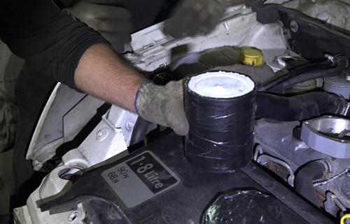 Колишнього черкаського ДАІшника спіймали з кокаїном у Росії (ВІДЕО)