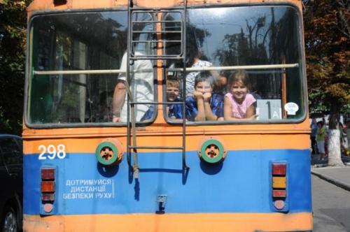 Черкаська міська влада шукає продавців нових тролейбусів