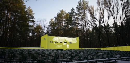 Активні черкащани взялися відновлювати літній кінотеатр