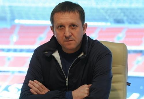 Колишній тренер