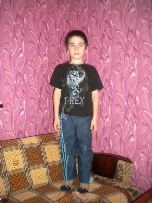 У  Черкасах загубився десятирічний хлопчик (ФОТО)