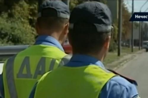 Черкаські ДАІвці роздавали водіям