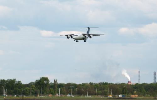 У черкаському аеропорту проанонсували час першого чартерного вильоту