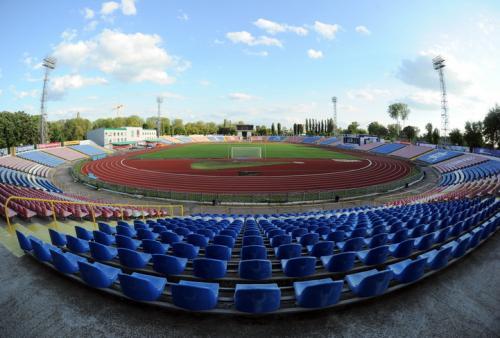 Над черкаським стадіоном зроблять покриття