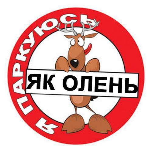 На Черкащині для поганих водіїв встановили дошку