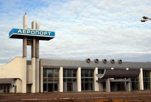 Перший рейс з черкаського аеропорту перенесли