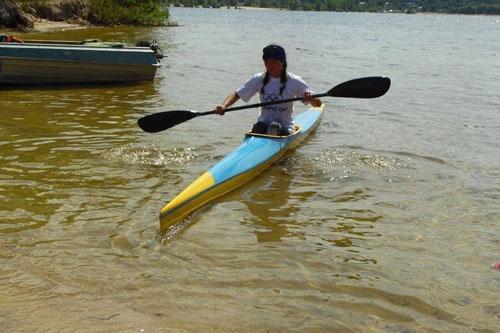 На Черкащині з'явився табір на воді