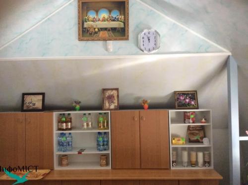 У черкаській церкві з'явилося релігійне кафе