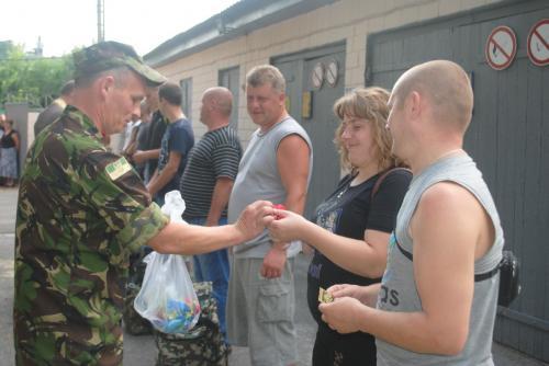На Черкащині жінку мобілізували в АТО