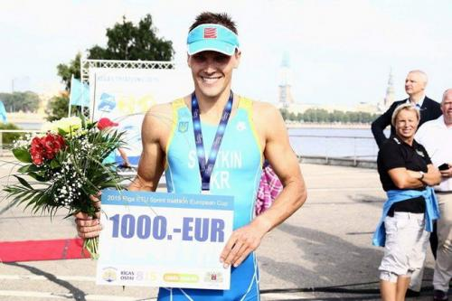 Олексій Сюткін здобув срібло Кубка Європи