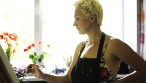Малюк відомої черкаської художниці бореться зі страшною хворобою
