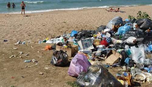 Через побачене на пляжі депутатка викликала міліцію