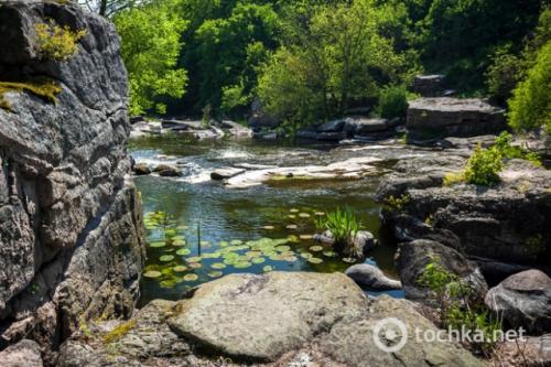 Буцький каньйон став одним із найзагадковіших місць України