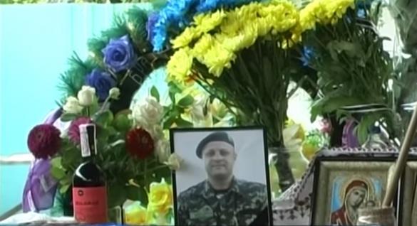 Лише через рік родина змогла знайти тіло загиблого черкаського бійця