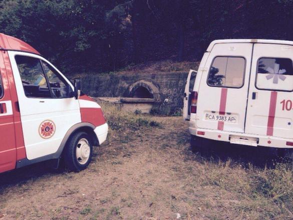 Черкаські рятувальники шукали дітей під землею (ФОТО)