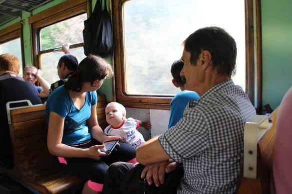 Черкаський фотограф показав життя людей в дизелі (ФОТО)