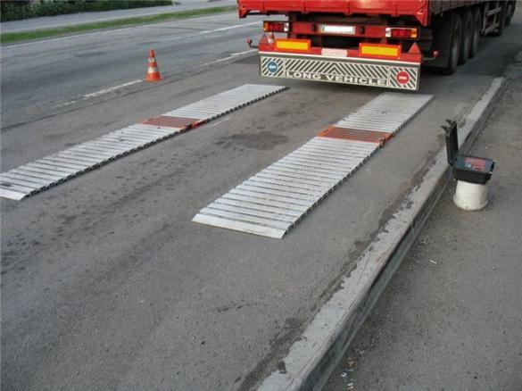 На Черкащині контролюватимуть вагу вантажівок