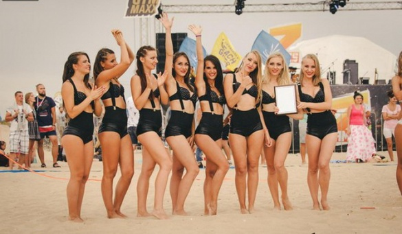 Черкаські черлідери здивували всю Україну