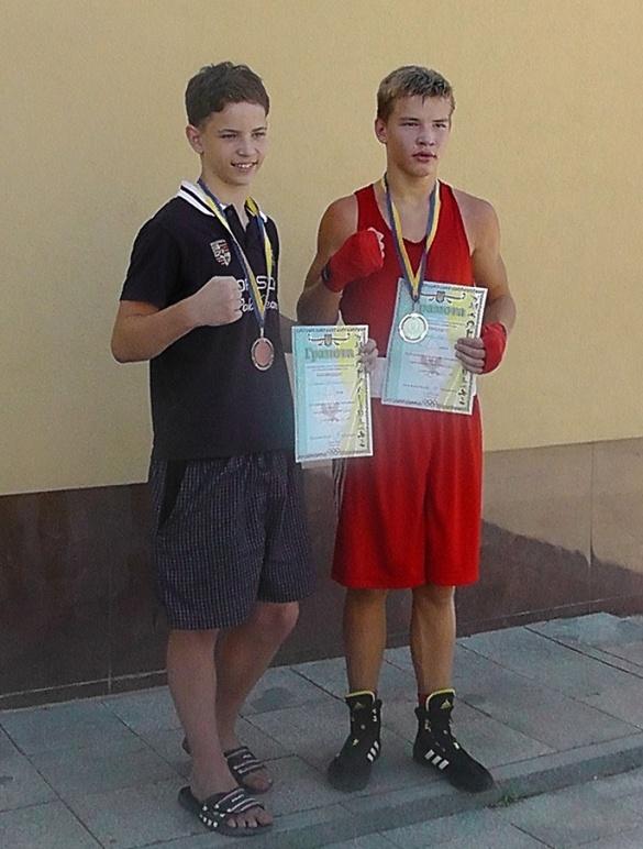Черкаський боксер став чемпіоном України