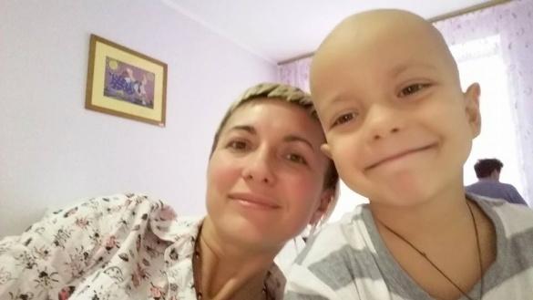 Син Тетяни Черевань почувається краще