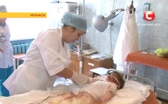 На Черкащині через питущу мати загинуло вже друге немовля (ВІДЕО)