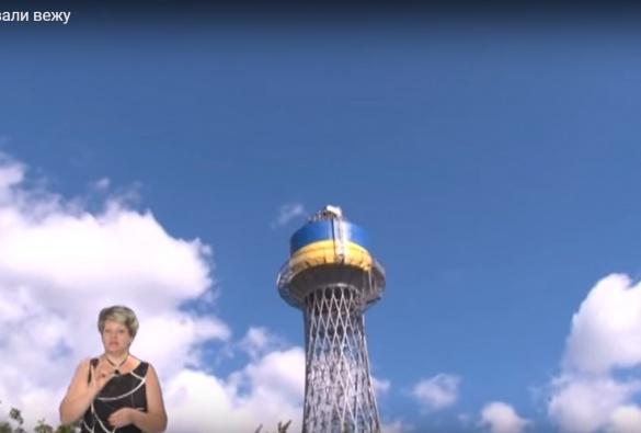 Унікальній вежі у Черкасах подарували друге життя (ВІДЕО)