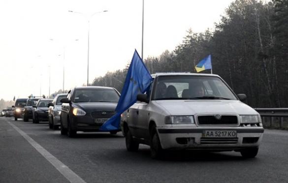 Черкаські автомайданівці готуються до масштабної акції протесту в Одесі