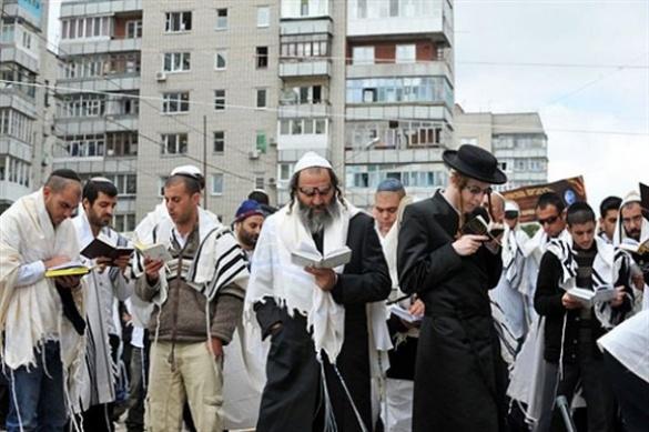 Як черкаські та ізраїльські правоохоронці патрулюють Умань (ВІДЕО)